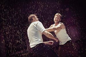 """Martin Hestbæk , SpeakersLounge, """"I støvet af regnen"""" Teater Grob 2018"""