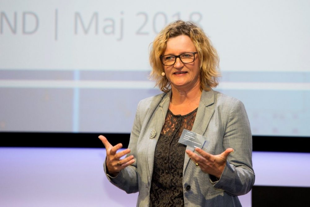 Dorte Møller Madsen, speakersLounge, foredrag
