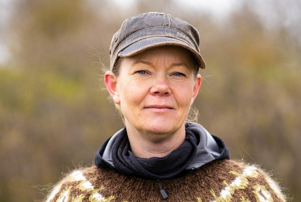 Mette Mortensen, speakerslounge