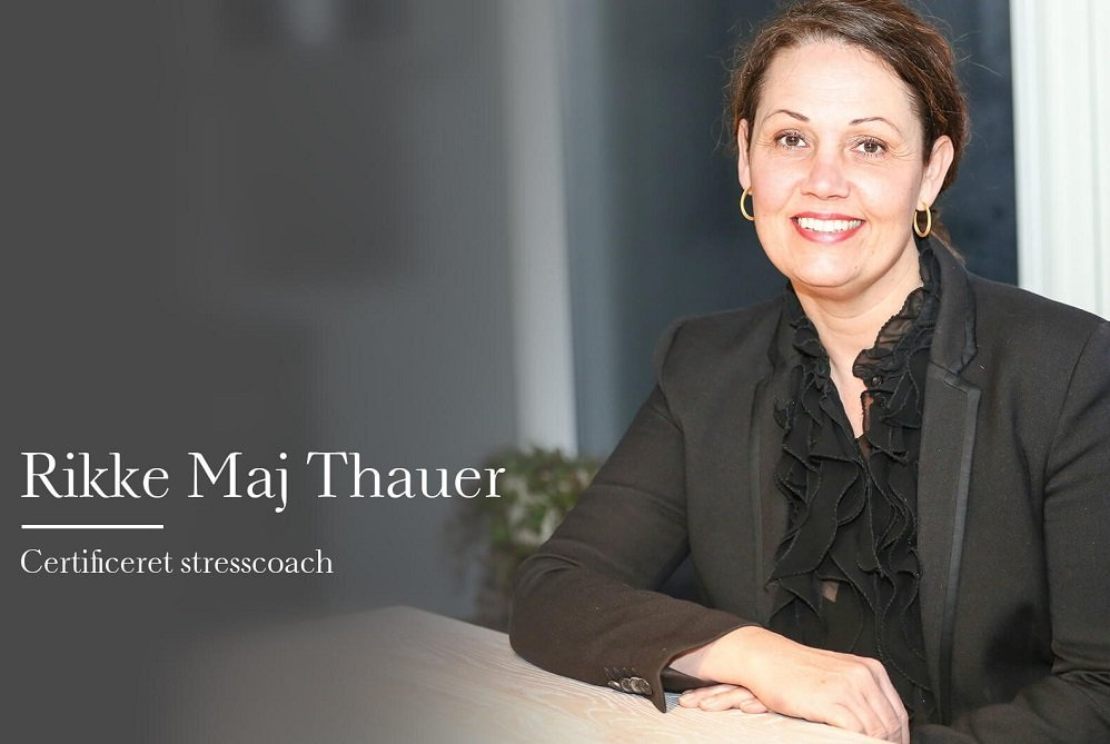Rikke maj thauer, foredrag -stresscoach, speakerslounge.