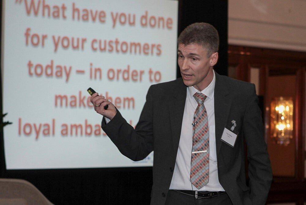 peter winther, speakerslounge, foredrag, foredragsholder