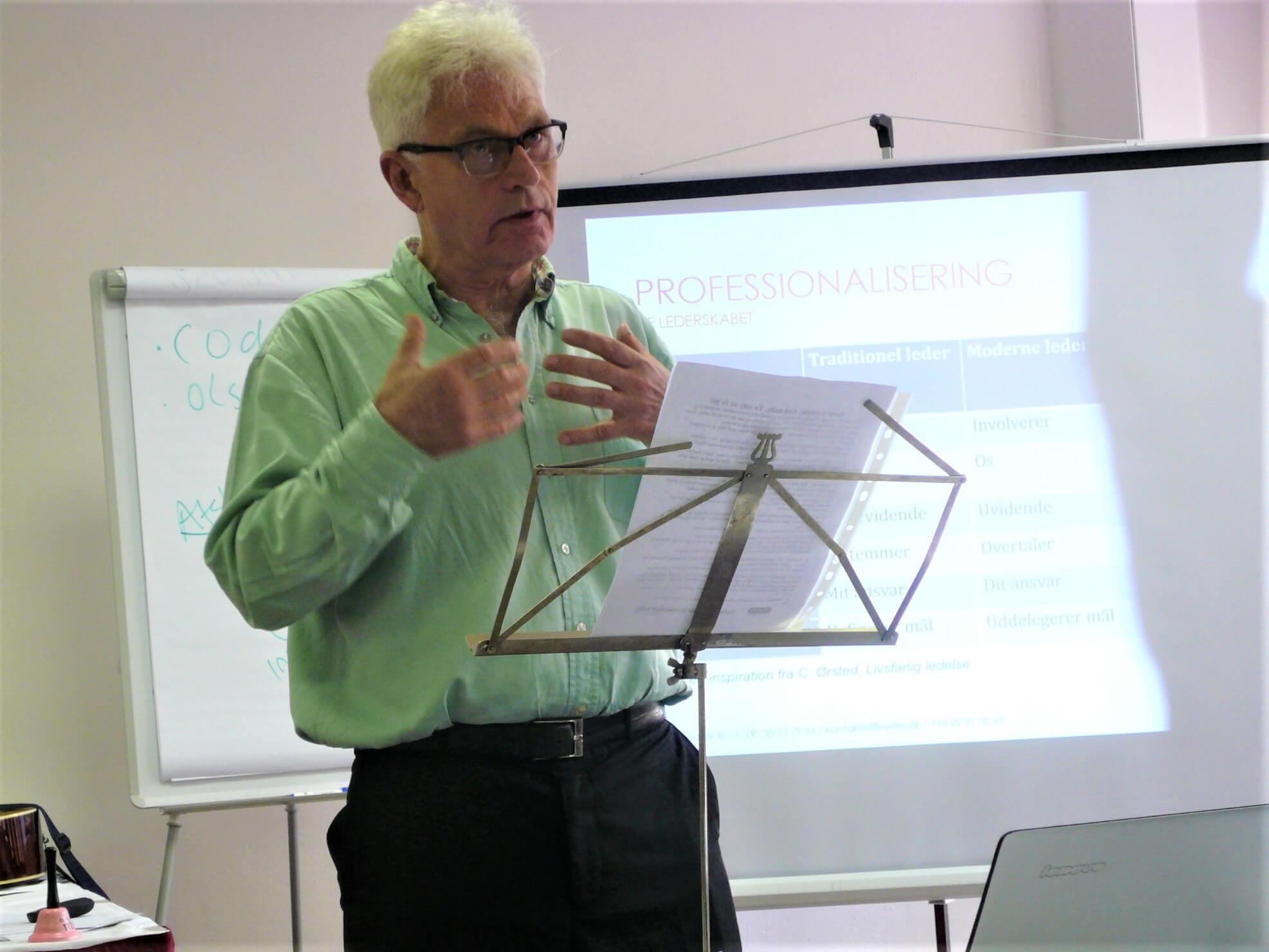 Per Ryt-hansen, SPEAKERSlounge foredrag, Seniorstyrken, foredrag, find foredragsholder, SPEKERS,ledelse, humor