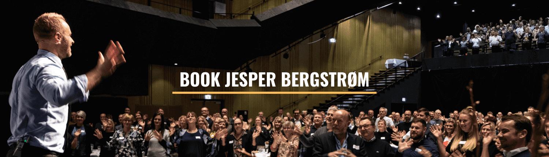 Jesper Bergstrøm, foredrag, SPESKERSlounge, kropssprog, kommunikation, motivation, arbejdsglæde, smil dig glad