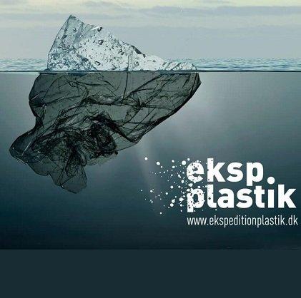 Ekspedition plastik, Sprekerslounge, foredrag, miljø, forurening, plastikforureningen i vandet, grøn omstilling