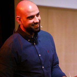 Osama Salame_SPEAKERSlounge foredrag_