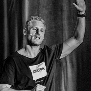 Thomas Nybro SpeakersLounge foredrag1